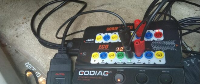 Godiag GT100 OBD2 Breakout Box – functionality and price can't be beat