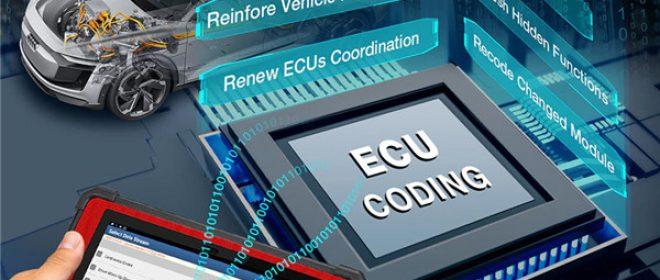 Launch X431 PAD V Perform Engine ECU Long Coding Online Guide