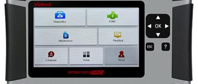 Vident iSmart 807Pro & iAuto 702 Pro Update + Function Comparison